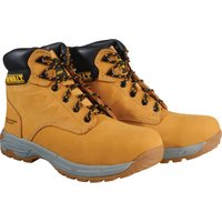 DeWalt Mens Carbon Safety Hiker Boots Wheat Size 10