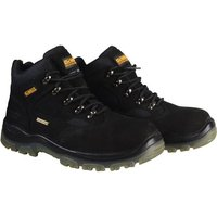 DeWalt Mens Challenger 3 Sympatex Safety Boots Black Size 10