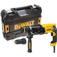 DeWalt D25134K SDS Plus 3 Mode Hammer Drill 240v