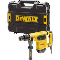 DeWalt D25841K SDS Max Rotary Demolition Hammer 240v