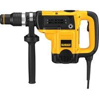 DeWalt D25501K SDS Max Combi Hammer Drill 240v