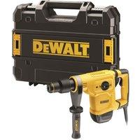 DeWalt D25810K SDS Max Rotary Demolition Hammer 110v