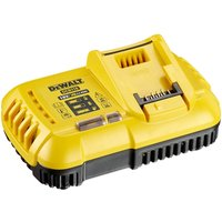 DeWalt DCB118 54v and 18v XR Cordless FLEXVOLT Li ion Fast Battery Charger 240v