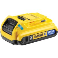 DeWalt DCB183B 18v XR Cordless Bluetooth Li-ion Battery 2ah 2ah
