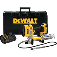 DeWalt DCGG571 18v XR Cordless Grease Gun 1 x 4ah Li-ion Charger No Case