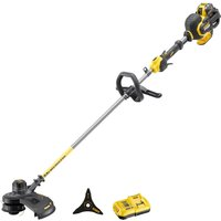 Dewalt DCM571 54v Cordless XR FLEXVOLT Brush Cutter & Grass Trimmer 1 x 9ah Li-ion Charger No Case