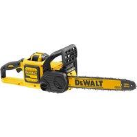 Dewalt DCM575 54v Cordless XR FLEXVOLT Chain Saw 400mm 1 x 9ah Li-ion Charger No Case