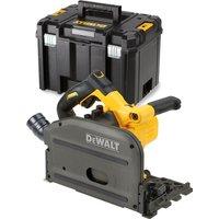 DeWalt DCS520 54v XR Cordless FLEXVOLT Plunge Saw 165mm No Batteries No Charger Case