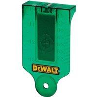 DeWalt Laser Target Plate Green