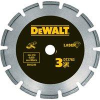 DeWalt Laser Welded Diamond Cutting Discs 230mm