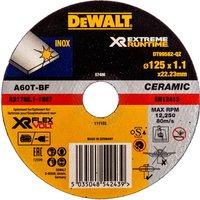 DeWalt Xtreme Runtime Metal Cutting Disc