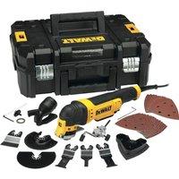 DeWalt DWE315KT Oscillating Multi Tool and Accessories 110v