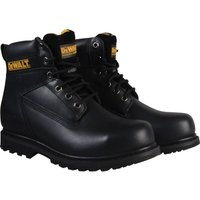 DeWalt Mens Maxi Safety Boots Black Size 8