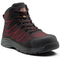 Dickies Mens Liberty Work Boot Black Size 6