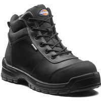 Dickies Mens Andover Boot Black Size 11.5