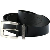 Dickies Mens Leather Belt Black XL