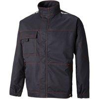Dickies Mens Lakemont Jacket Black / Red 3XL
