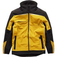 Dickies Mens Pro Jacket Yellow / Black M