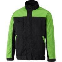 Dickies Mens Everyday Jacket Black / Lime L