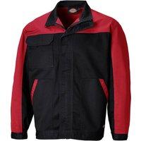 Dickies Everyday Jacket Black / Red 2XL