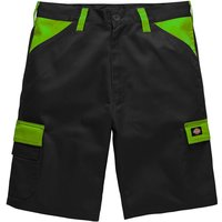 Dickies Everyday Shorts Black / Lime 28""