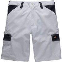 Dickies ED247SH Everyday Shorts, WhiteGrey, Size :32