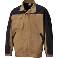 Dickies Mens Everyday CVC Jacket Khaki S