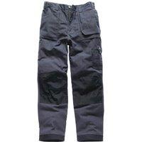 Dickies Mens Eisenhower Multi Pocket Trousers Grey 34 32