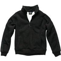 Dickies Mens Eisenhower Fleece Pullover Black 3XL