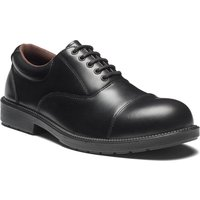 Dickies Oxford Safety Shoe Black Size 10