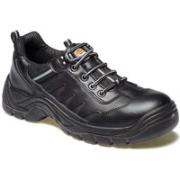 Dickies Mens Stockton Safety Trainers Black Size 11