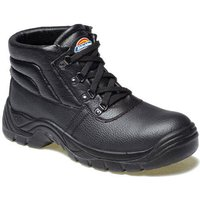 Dickies Mens Redland Safety Chukka Boots Black Size 3