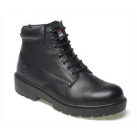 Dickies Mens Antrim Safety Boots Black Size 13