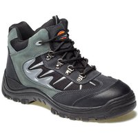 Dickies Mens Storm Safety Hiker Boots Grey Size 4