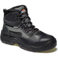Dickies Mens Severn Safety Boots Black Size 8