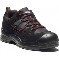 Dickies Everyday Safety Shoe Black Size 10