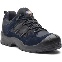 Dickies Everyday Safety Shoe Navy Size 10