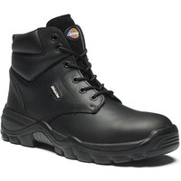 Dickies Mens Newark Safety Boots Black Size 7