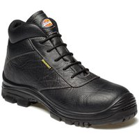 Dickies Mens Fractus Safety Boots Black Size 8