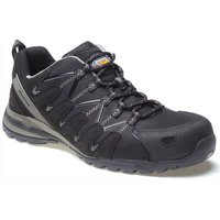 Dickies Mens Tiber Safety Trainers Black Size 3