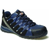 Dickies Mens Tiber Safety Trainers Navy Size 5