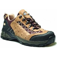 Dickies Mens Gironde Safety Trainers Brown Size 12 (FC9508BR12)
