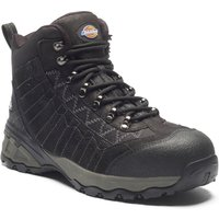 Dickies Mens Gironde Safety Boots Black Size 10