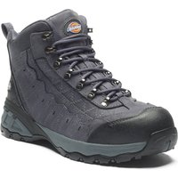 Dickies Mens Gironde Safety Boots Grey Size 8