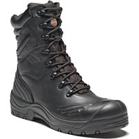 Dickies Mens Detroit Safety Boots Black Size 10
