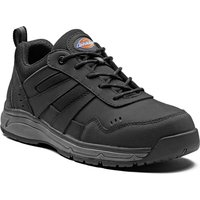 Dickies Mens Emerson Safety Trainers Black Size 10