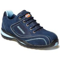 Dickies Ladies Ottawa Safety Trainers Blue Size 5.5