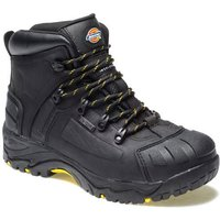 Dickies Mens Medway Safety Hiker Boots Black Size 8