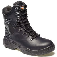 Dickies Mens Quebec Unlined Safety Boots Black Size 9