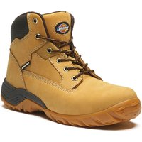 Dickies Mens Graton Safety Boots Honey Size 8
